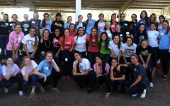 AHN shows up strong for Santa Maria Mission on Service Day