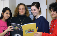 Four finalists prepare for Poetry Out Loud on January 30