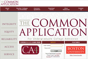 Common app essay prompts 2013 14