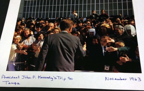 50 Year anniversary of President JFK's tragic death