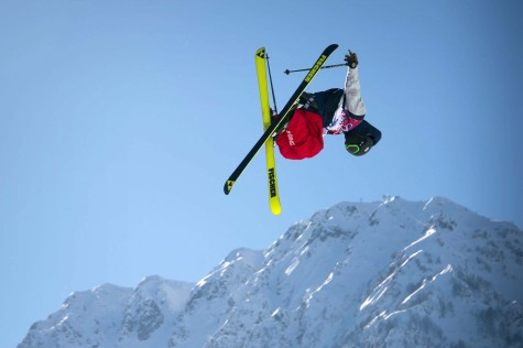 Winter Olympics expose talents and personalities