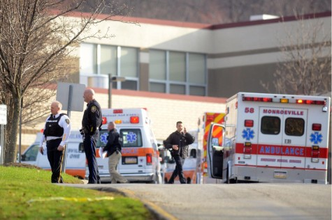 Pennsylvania stabbing leaves the country in shock