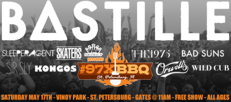 Indie rock bands rocked 97X Backyard BBQ Music Festival