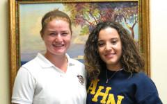 Two AHN juniors selected to attend prestigious Naval Academy Summer Seminar
