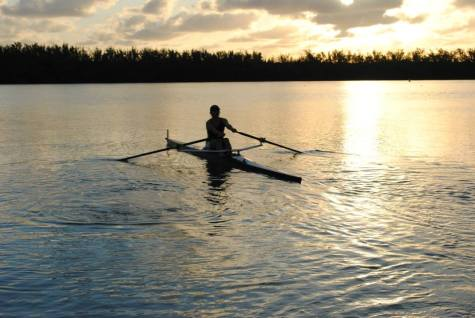 Crew Workouts for the Non-Rower