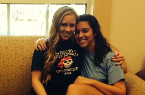 Lauren Raab and Nicole Sanchez: College Bound