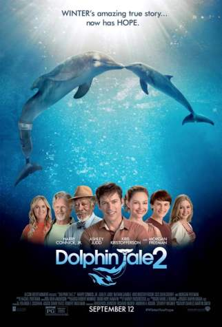 Dolphin Tale 2 is a Flop