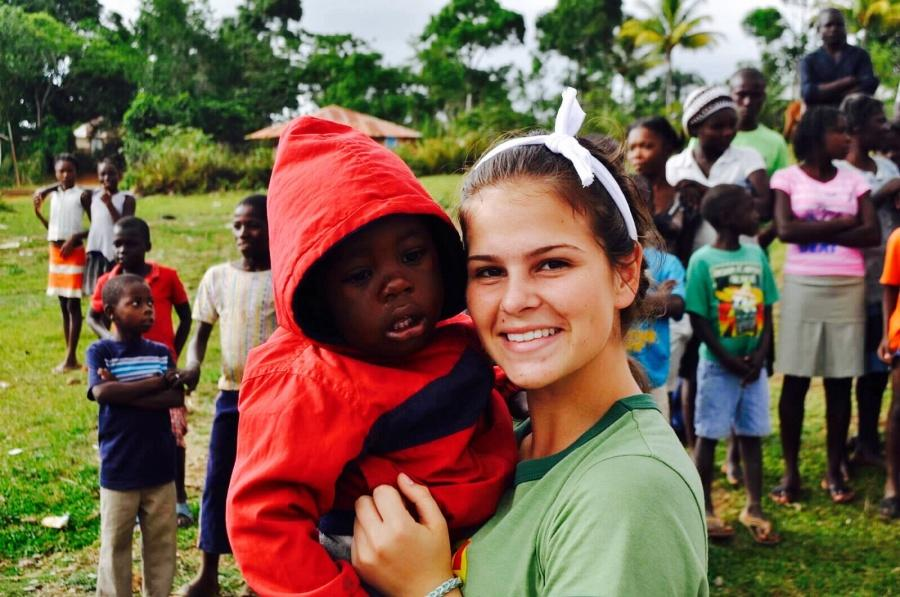 Julia Schifino: Teens for Haiti