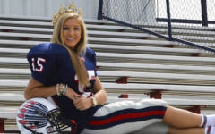 Football, Soccer and Homecoming Queen In One
