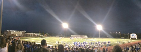My Experience: The First Jesuit Game of the Season