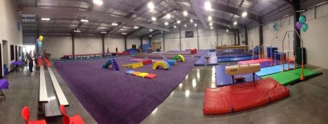 YMCA: Gymnastics Program Expansion includes Job Opportunities