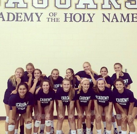 AHN Volleyball advances to Regionals