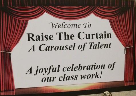 Raise The Curtain raises the bar for Academy talent
