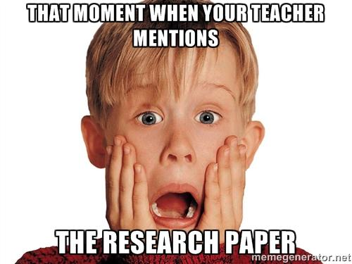 59369457 research paper rubric the digital classroom of mr weston!