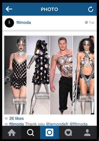 Disabled Models In NYC Fashion Week