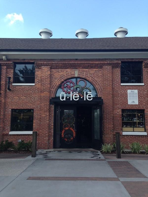 Tampa's most up and coming restaurant: Ulele