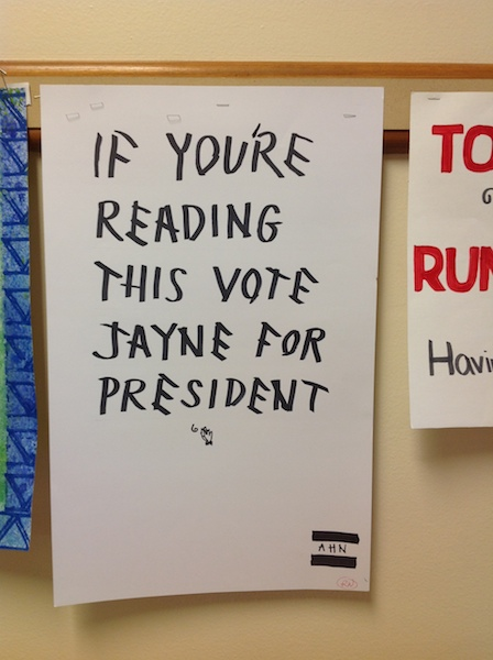 Student Council poster | My DIY | Pinterest | Student ...