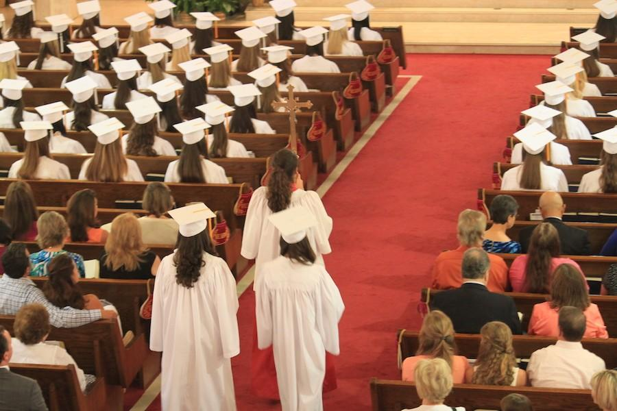 Baccalaureate Mass [GALLERY]