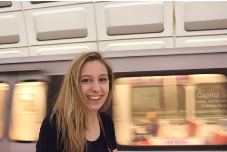 Humans of Academy: Grace Baxter becomes the 98th senior sister