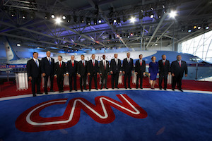Candidates Show Off During the 2016 Presidential Debates