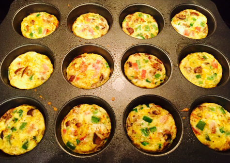 Achona Tasty: Omelette Cups