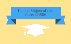 Unique Majors of the Class of 2016