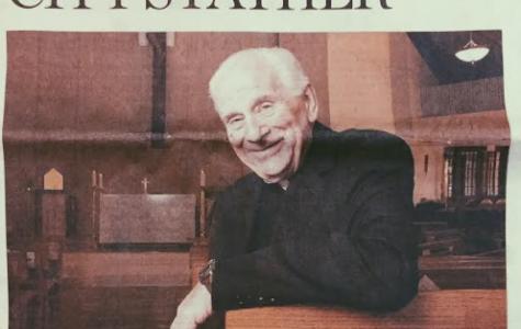 Saying Goodbye to an Irish Smile: Monsignor Higgins Passes away at age 87