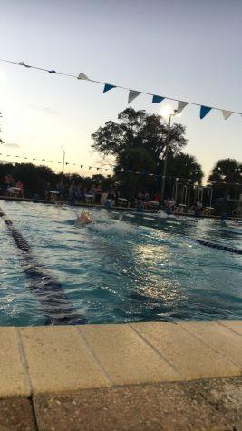 AHN Swim Team Honors 12 Seniors