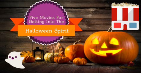 Five Movies For Getting Into the Halloween Spirit
