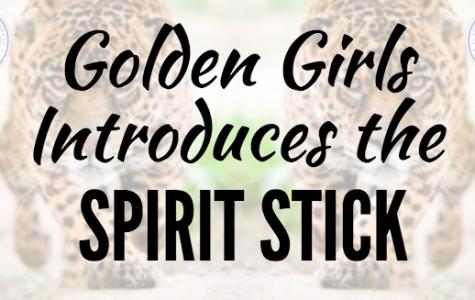 Golden Girls Introduce The Spirit Stick