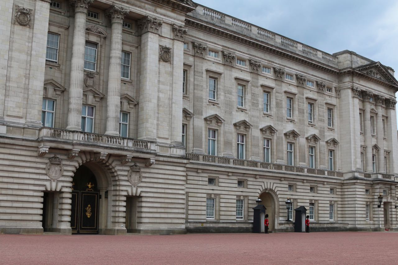 Buckingham Palace Was Built In 1705 And Now Has 755 Rooms Including