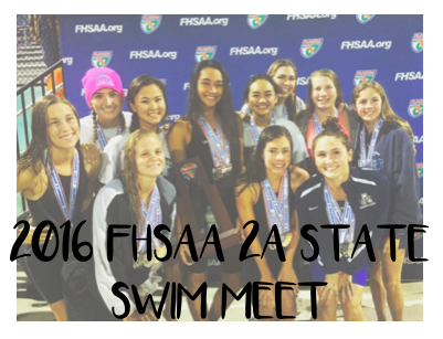 Academy Swims To A 2A State Runner Up Title
