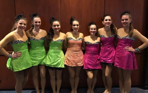 Seniors Dance In The Macy's Thanksgiving Day Parade