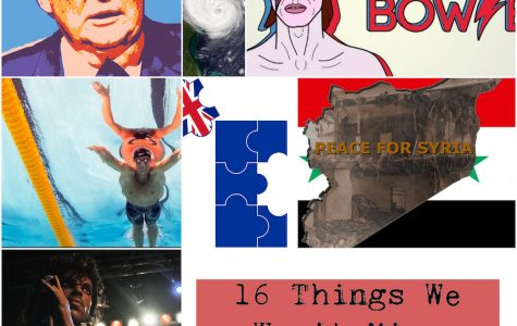 16 Things We Won't Miss About 2016