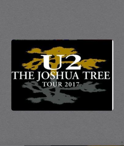 U2 Announces 2017 Tour