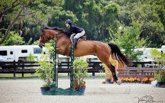 HOA: Addison Diaz Sweeps at the Interscholastic Equestrian Association Region Finals