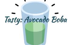Tasty: Avocado Boba