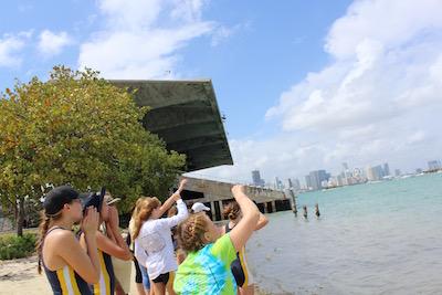AHNRC Travels South for the Miami International Regatta