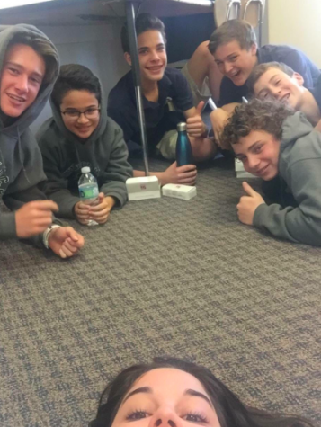 Teen Leadership Council seniors reflect on their four years