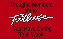 "Thoughts the Footloose Cast Has During ""Tech Week"""