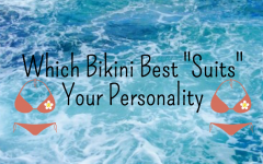 "Which Bikini Best ""Suits"" Your Personality"