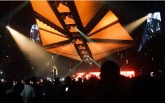 The Weeknd Performs at Amalie Arena