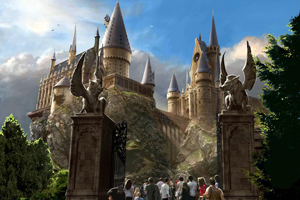 Madness and magic of Harry Potter's Wizarding World