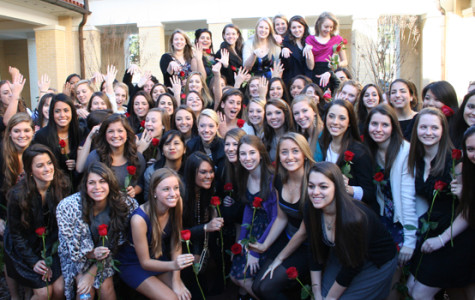 Junior Ring Ceremony signifies academic and spiritual growth