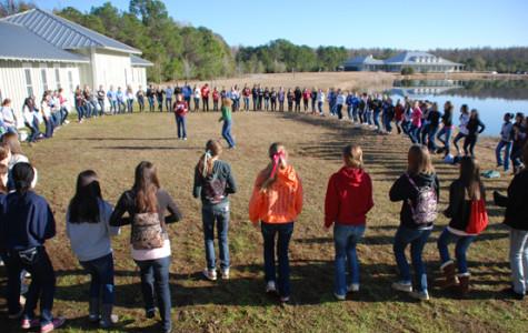 Freshman Retreat: A memorable day