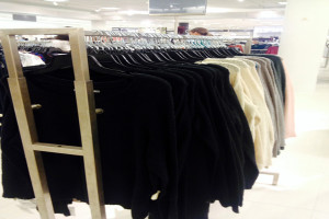 Nordstrom BP has a variety of sweater colors.