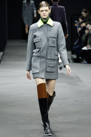 Utility chic at Alexander Wang