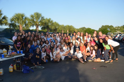The Juniors are ready to takeover as the new Seniors