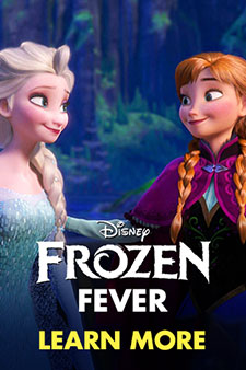 "Brace yourselves. A new digital short, ""Frozen Fever"", is coming this spring."