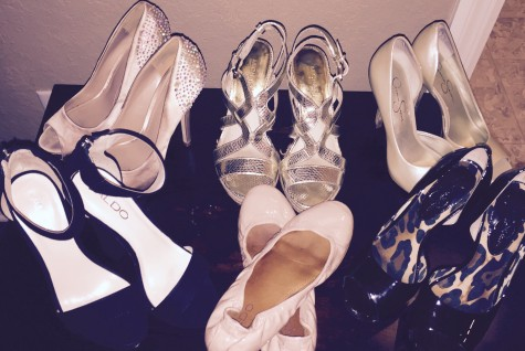 Here are some commonly worn heels and flats for junior ring ceremony